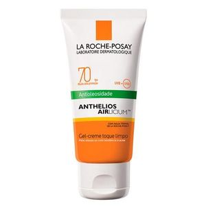 Anthelios-Airlicium-Protetor-Solar-FPS-70-Antioleosidade-Gel-Creme-50g