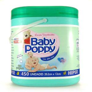Lenco-Umedecido-Poppy-Verde-450-unidades