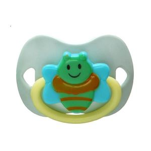Chupeta-Bichos-Kitstar-Abelha-Silicone-Ortodontico-Tamanho-2--6-meses