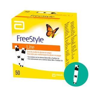 Tiras-Glicemia-Freestyle-Lite-50un