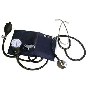 Esfigmomanometro-Aneroide-com-Estetoscopio-Premium-Bracadeira-em-Velcro