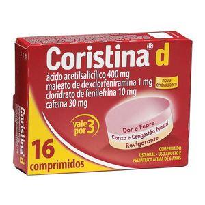 Coristina-D-16-comprimidos