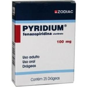 Pyridium-100mg-25-drageas