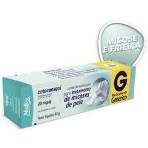 Cetoconazol-20mg-g-Creme-30g