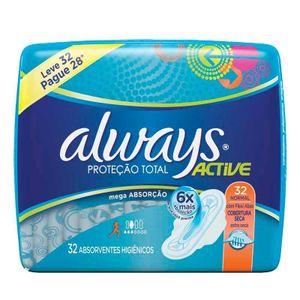 absorvente-always-active-com-abas-leve-32-pague-28