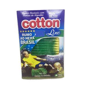 hastes-flexiveis-cotton-line-75un