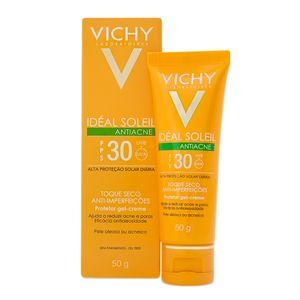 protetor-solar-ideal-soleil-antiacne-fps-30-gel-creme-50g