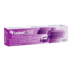 Fledoid-500-Gel-40g