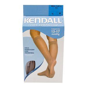 meia-panturrilha-3-4-kendall-feminina-suave-compressao-13-17mmhg-ponteira-fechada-tamanho-m-cor-mel