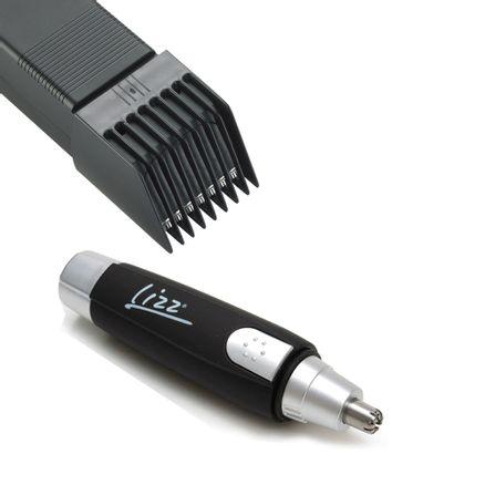 Kit Lizz Maquina De Acabamento Ultrassonic + Trimer Lizz