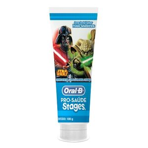 Creme-Dental-Infantil-Oral-B-Stages-Star-Wars-Frutas-Silvestres-100g