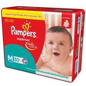 Fraldas-Pampers-M-Supersec-30-unidades