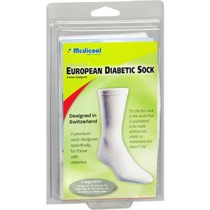 meia-para-diabeticos-european-diabetic-socks-medicool-branca-tamanho-m-37-41