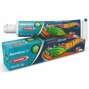 gel-dental-condor-bambinos-2-hot-wheels-tutti-frutt-50g