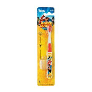 escova-dental-kess-liga-da-justica-macia-com-capa-protetora