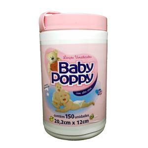 lenco-umedecido-baby-poppy-rosa-150-unidades