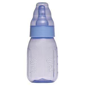 Mamadeira-Lolly-Clean-Bico-Redondo-Azul-120ml