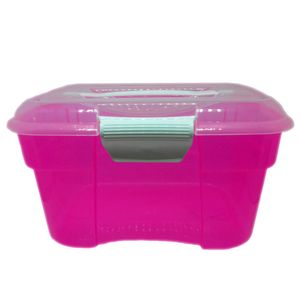 Organizador-Plasnorthon-Cosmetic-Box-Pequeno-Cores-Sortidas