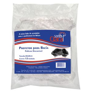 Protetor-para-Bacia-Pedicure-Santa-Clara-12-Unidades