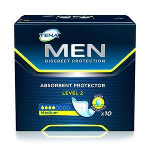Absorvente-Masculino-Tena-for-Men-Level-2-10-unidades