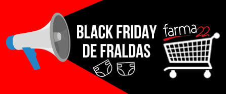 Black Friday - Farma 22 Farmácia online