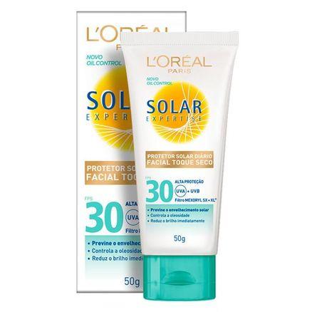 Protetor-Solar-Loreal-Expertise-Facial-Toque-Seco-FPS-30-50g