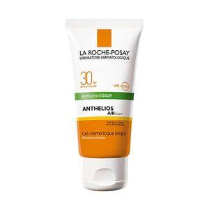 Protetor-Solar-Antioleosidade-La-Roche-Posay-Anthelios-Airlicium-FPS-30-gelCreme-50g