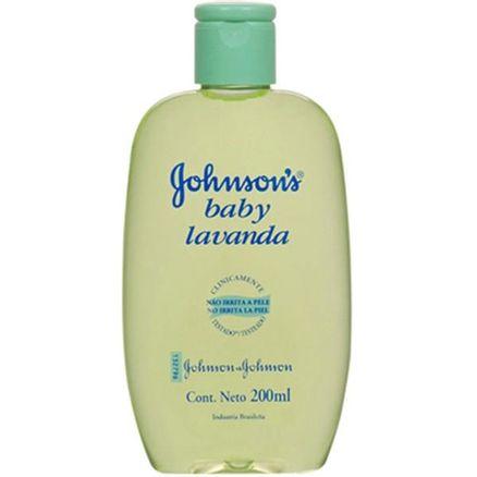 Colonia-Infantil-Johnson-Lavanda-200ml