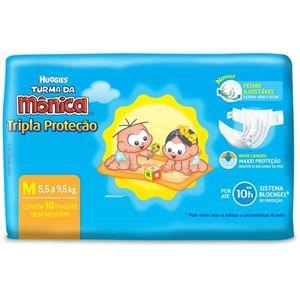 Fralda-Huggies-Turma-da-Monica-Tripla-Protecao-M-10-unidades