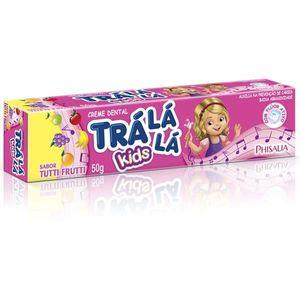 Creme-Dental-Gel-Tra-La-La-Tutti-Frutti-50g