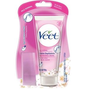 Depilatorio-Creme-Veet-Ducha-Pele-Normal-100ml