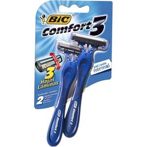 Aparelho-de-Barbear-Bic-Comfort3-Pele-Normal-2-unidades