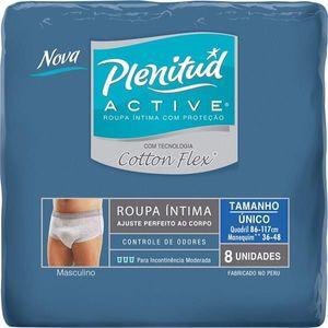 Roupa-Intima-Plenitud-Active-Homem-Cotton-Flex-P-M-8-unidades