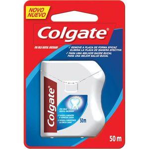 Fio-Dental-Nylon-Colgate-50m
