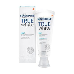 Creme-Dental-Sensodyne-True-White-100g