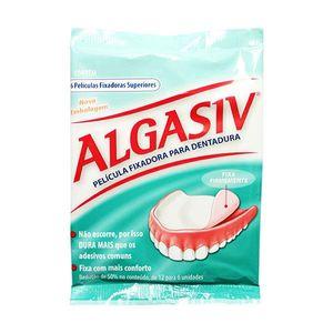 Algasiv-Pelicula-Fixadora-Superior-para-Dentadura-6-unidades