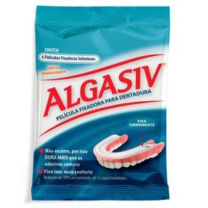 Algasiv-Pelicula-Fixadora-Inferior-para-Dentadura-6-unidades