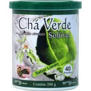 Cha-Verde-Limao-200g