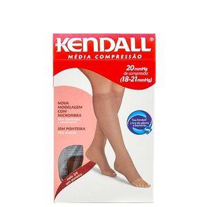 Meia-Kendall-3-4-1871-Media-Compressao-Sem-Ponteira-Mel-G