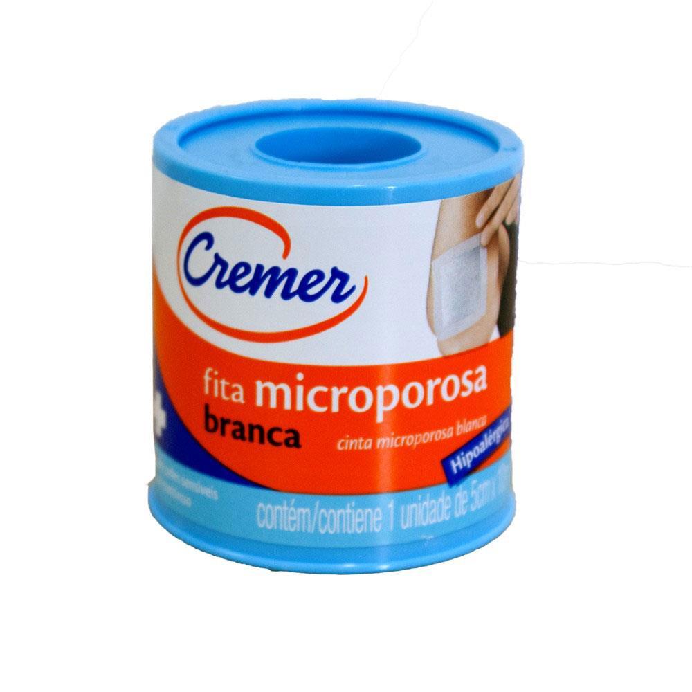5362dbbc31 Fita-Microporosa-Cremer-Branca-Hipoalergica-5cm-x-4-