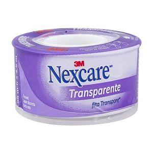 Fita-Transpore-Nexcare-Transparente-2-5cm-x-0-9m