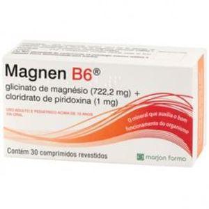 Magnen-B6-30-comprimidos