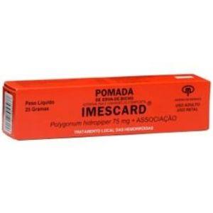Imescard-Pomada-25g