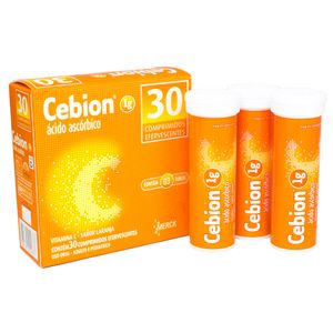 Cebion-Efervescente-1g-Sabor-Laranja-30-comprimidos