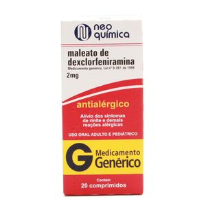 Maleato-de-Dexclorfeniramina-2mg-20-comprimidos