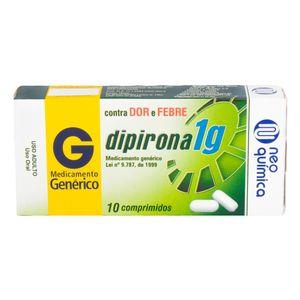 Dipirona-sodica-1g-10-comprimidos