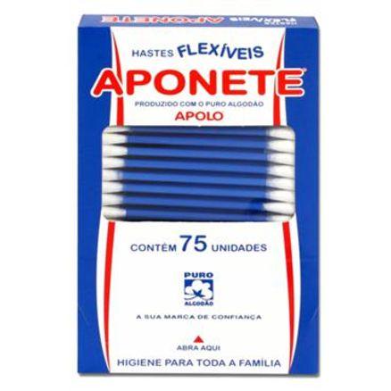 hastes-flexiveis-aponete-apolo-75-unidades
