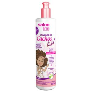 salon-line-ativador-de-cachos-sos-kids-300ml