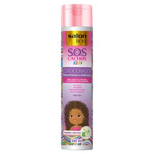 salon-line-condicionador-sos-cachos-kids-300ml