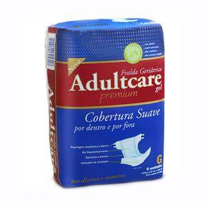 Fralda-Geriatrica-Adultcare-Premium-G-8-unidades